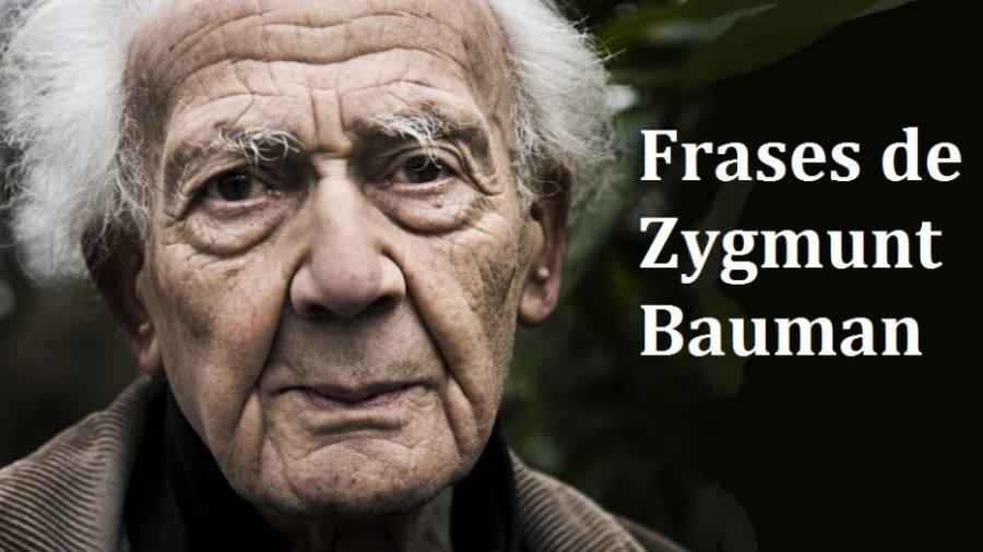 Las 50 mejores frases de Zygmunt Bauman